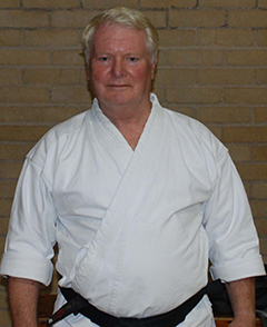 Sensei Ken Dicks - 8th Dan Head instructor