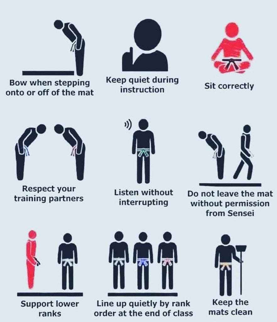 FKK Dojo Rules